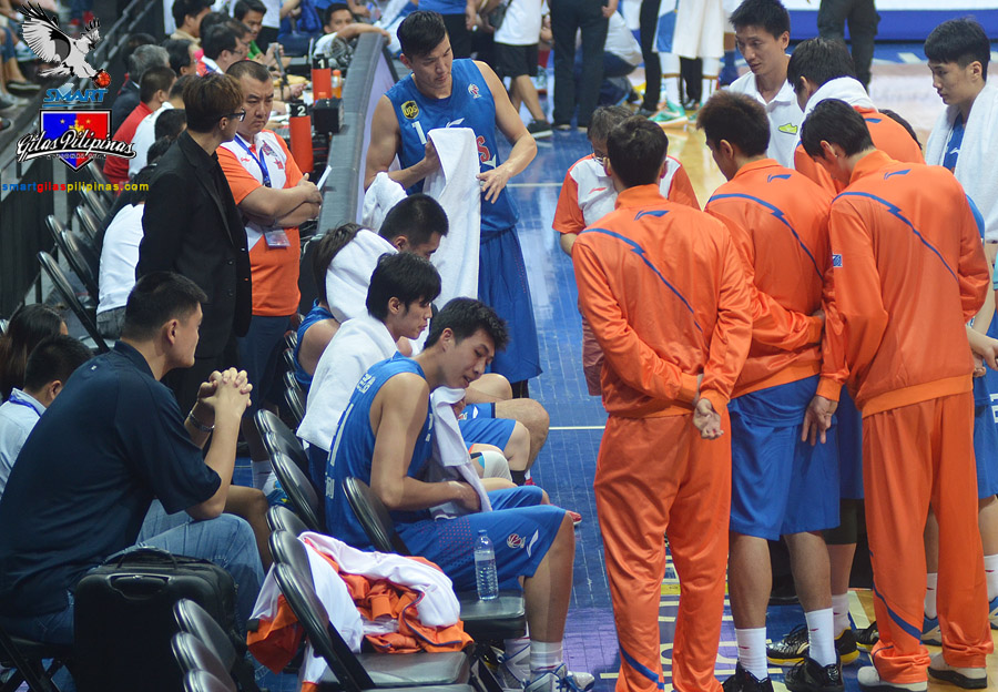 Yao Ming and the Shanghai Sharks