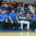 Gilas Pilipinas Coaching Staff