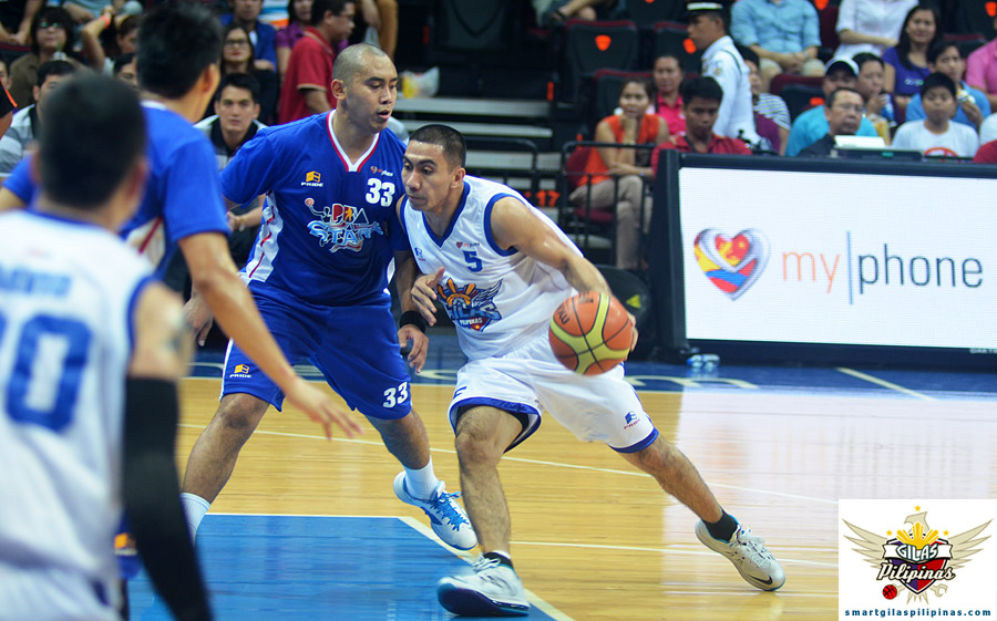 LA Tenorio vs Paul Lee