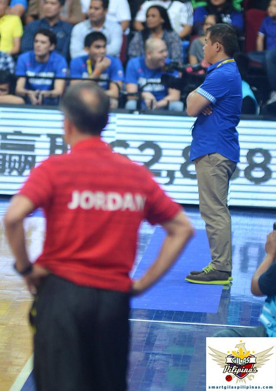 Coach Chot Reyes