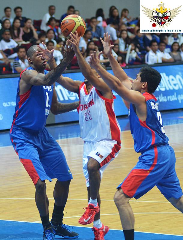 Gilas Pilipinas defense