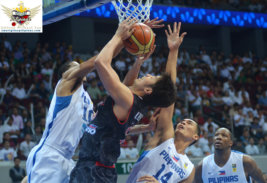 Great Defense by Gilas Pilipinas