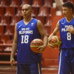 Paul Lee and Gary David