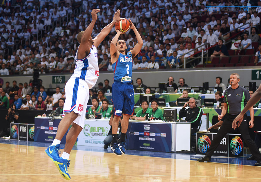 terrence-romeo-vs-france